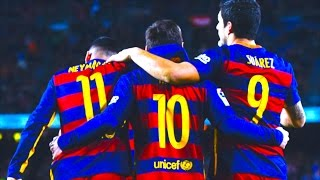 MSN - 5 Magical Goals - 2015/16 HD 720p ♫ Music: Aero Chord - Surface Games on La Liga (Liga BBVA), Copa del Rey, ...