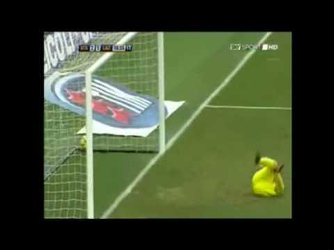 Gol de Sardo en los Top de la jornada 20 2009-2010