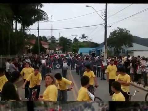Desfile 7 Setembro Ilhota 2014