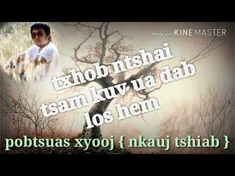 Txhob ntshai kuv tsis ua dab los lawm { pobtsuas xyooj} nkauj tshiab 2019 (видео)