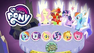 RECOVER the 6 Elements of Harmony! | My Little Pony: Harmony Quest #14 By Budge Studios