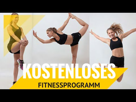 Kostenloses Fitnessprogramm von den Fitnessliebhab ...