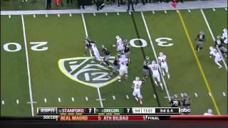 Trent Murphy vs Oregon (2012)