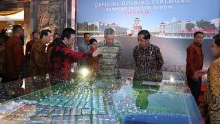 Semarang Indonesia  city photos : Singapore-Indonesia Leaders' Retreat in Semarang, Indonesia