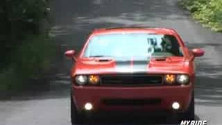 Review: 2008 Dodge Challenger SRT8