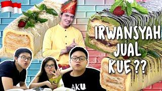 Video Kue Artis Kekinian Beneran Enak?? Kesengsem Pesona Irwansyah!!! MP3, 3GP, MP4, WEBM, AVI, FLV Maret 2018