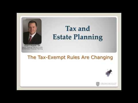 Tax & Estate Planning | FLY032113