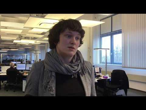 Tina Rosner (Vorsitzende der Jusos in Sachsen-Anhalt) ...
