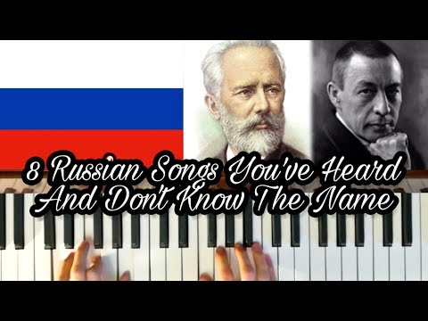 Top 8 Russian Songs You've Heard And Don't Know The Name