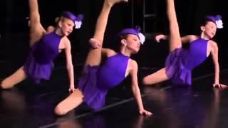 Dance Moms Rosa Parks Full Group Dance!