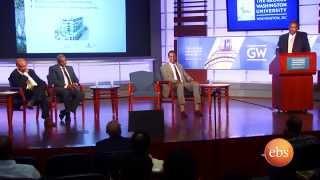 What's new Ethiopian diaspora business forum held in George Washington  university