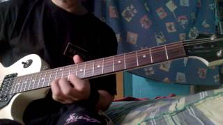 Avenged Sevenfold - Warmness on the soul Live guitar version