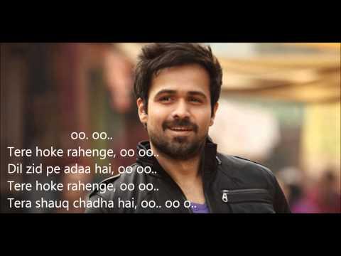 Video Tere Ho Ke Rahenge Lyrics | Arijit Singh | Raja Natwarlal | Yuvan Shankar Raja download in MP3, 3GP, MP4, WEBM, AVI, FLV January 2017