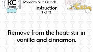KC Popcorn Nut Crunch YouTube video
