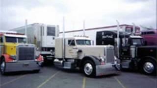 Trucking - Pinball Machine - Lonnie Irving 1960