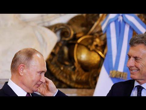 G20-Gipfel geht mit gemeinsamer Abschlusserklärung zu ...