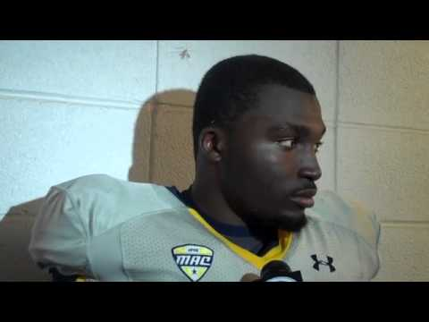 Junior Sylvestre Interview 9/28/2013 video.