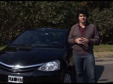Toyota Etios 1.5 XLS – Prueba – Martín Sacán