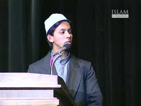 Dr Zakir Naik vs Dr William Campbell – Quran & Bible part01