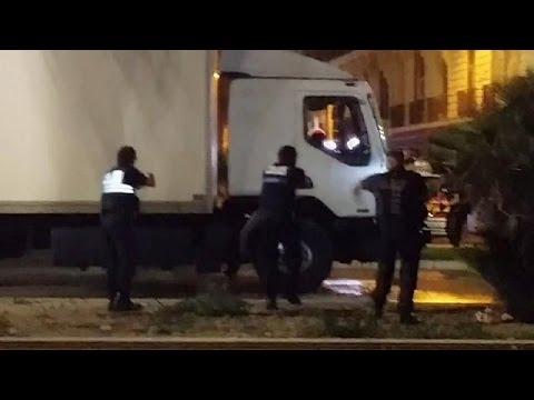 Νίκαια: Ερασιτεχνικό βίντεο από την επέμβαση της αστυνομίας