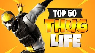 TOP 50 FORTNITE THUG LIFE Moments 2019 Ep. 2 (Fortnite Epic Wins & Fails Funny Moments)