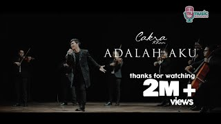 Download Lagu CAKRA KHAN - ADALAH AKU (Official music video) Mp3
