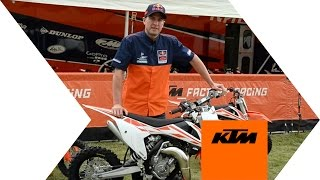 8. Ryan Dungey introduces the all new Sportminicycles | KTM