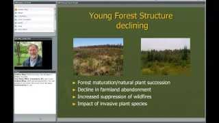 Ecology&Management of Young Forest Wildlife