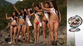 From monastery to catwalk: The Miss Tibet beauty pageant