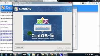 ติดตั้ง Linux(CentOS) สำหรับเป็น WebServer บน VirtualBox