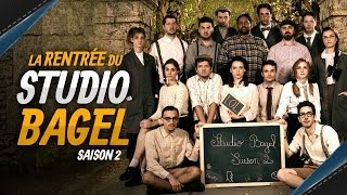 Le Studio Bagel fait sa rentrée