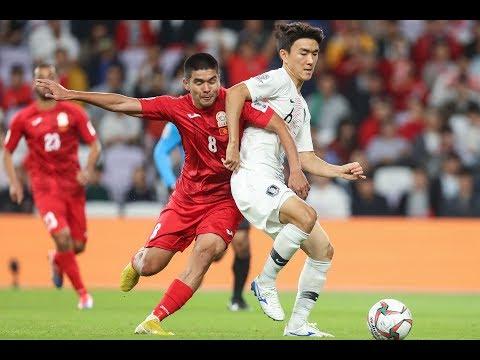 Kyrgyz Republic 0-1 South Korea