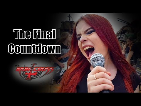 "Europe  ""The Final Countdown"" Cover by Andrei Cerbu"