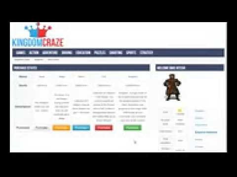KingdomCraze – Make Money Online Playing Games