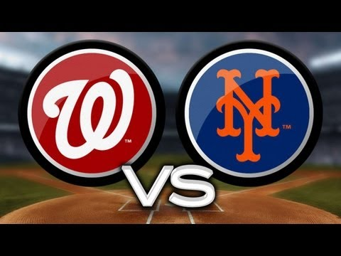 Video: Recap: NYM 7, WSH 1