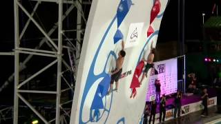 Psicobloc 2014 - Sean McColl's Way To The Top by Psyched Bouldering