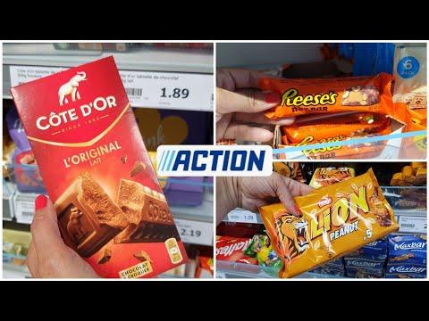 ARRIVAGE ACTION - LE CHOCOLAT 🍫- 9 SEPTEMBRE 2020