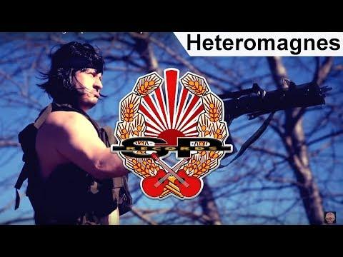 Tekst piosenki Bracia Figo Fagot - Heteromagnes po polsku