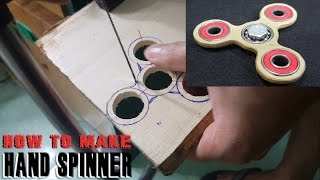 Video How To Make a HAND SPINNER, FIDGET TOY at home MP3, 3GP, MP4, WEBM, AVI, FLV September 2017