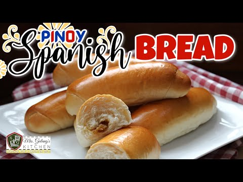EASY SPANISH BREAD (Mrs.Galang's Kitchen S13 Ep6)