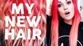 My New Ombre Hair Color by Kandee Johnson