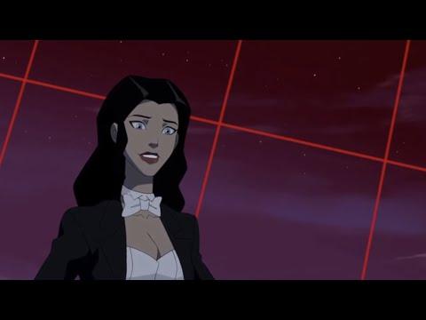 Most of Zatanna Scenes (Young Justice Season 2)