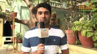 Vinu Speaks at Thottal Vidathu Movie Press Meet
