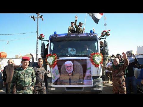 Ιρανικά χτυπήματα κατά βάσεων των ΗΠΑ στο Ιράκ – 80 νεκροί, λέει η Τεχεράνη…