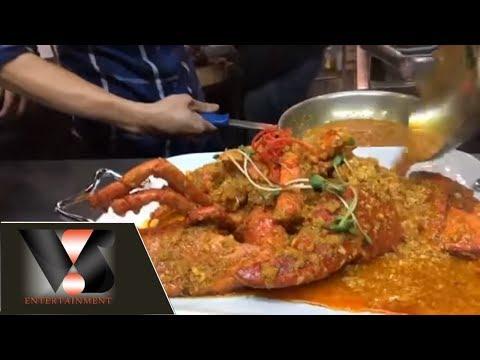 [Live Stream] Vân Sơn giới thiệu hải sản tươi sống khổng lồ tại nhà hàng POP LOUNGE - Thời lượng: 4:07.
