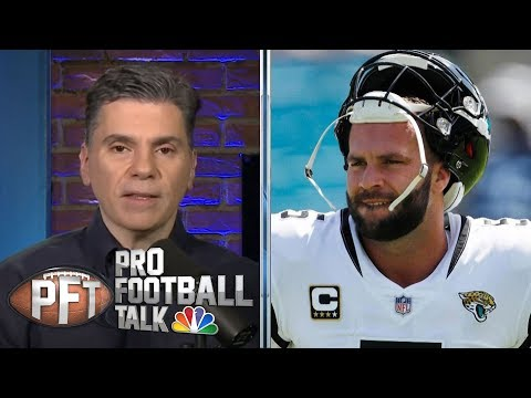 Video: Jacksonville Jaguars paying the price for committing to Bortles | Pro Football Talk | NBC Sports