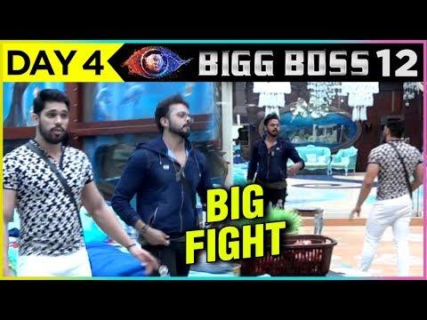 Sreesanth And Shivashish Mishra BIG FIGHT | Day 4 Bigg Boss 12 | Episode 4 Update (видео)