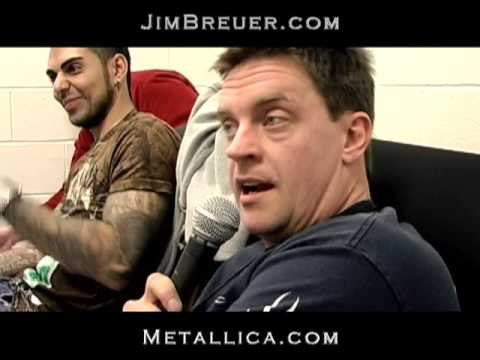 Jim Breuer Interviews Metallica - Ep 9/10 - Do you know comedy?