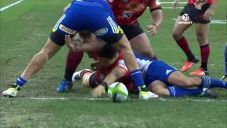 Sunwolves v Stormers Rd.12 2016 | Super Rugby Video Highlights