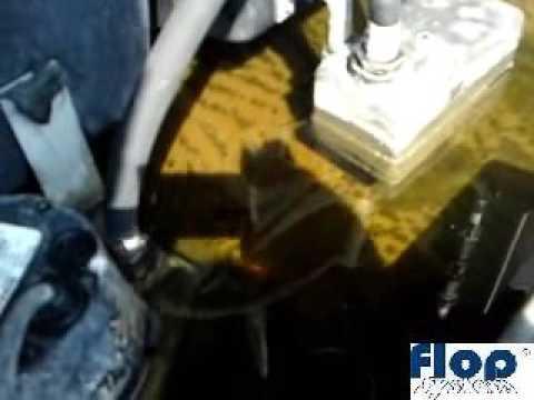 Schładzacz powietrza ewaporacyjny - klimatyzer BryzaCOOL czyszczenie urządzenia
